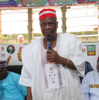 We will resist any conspiracy against Adeleke in Osun rerun: Kwankwaso